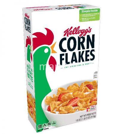 Kellogg's Corn Flakes Original 500 G UK