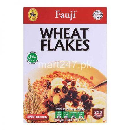 Fauji Wheat Flakes 250 G
