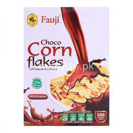 Fauji Choco Corn Flakes 250 Grams