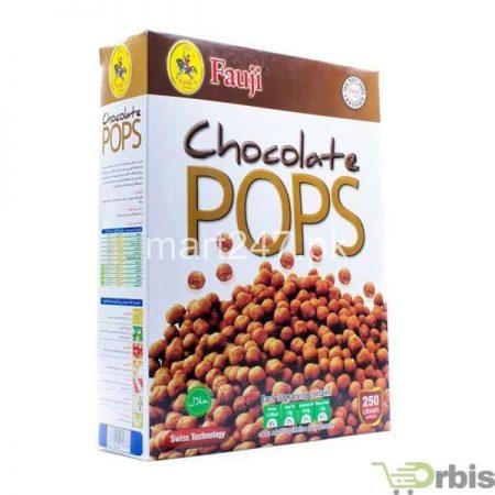 fauji chocolate pops 250 G