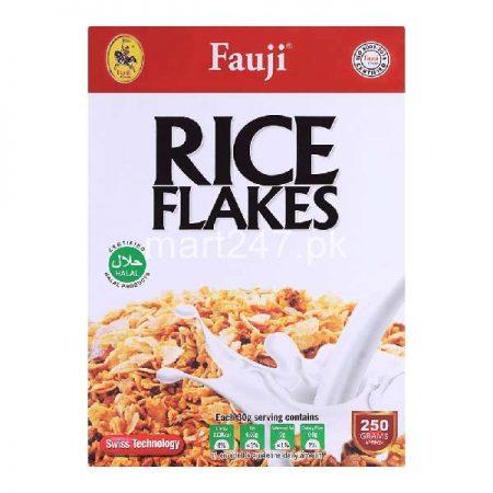fauji rice flakes 250 G