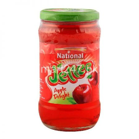 National Apple Jelly 200 G