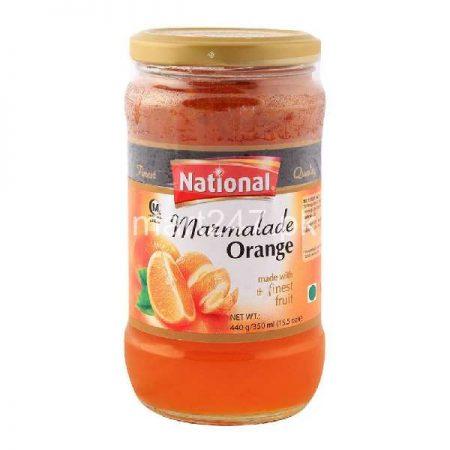 National Orange Marmalade 440 G