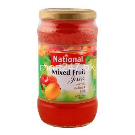 National Mixed Fruit Jam 440 G