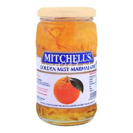mitchells diet golden mist marmalade 325 G