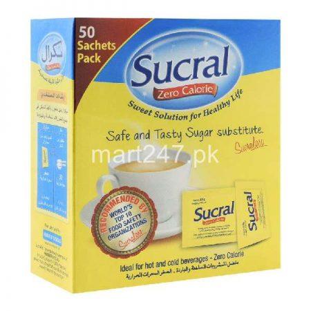 Sucral 50 Sachets