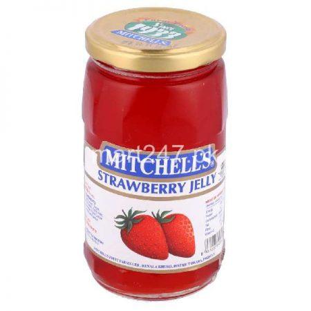 Mitchell's Strawberry Jelly 450 G