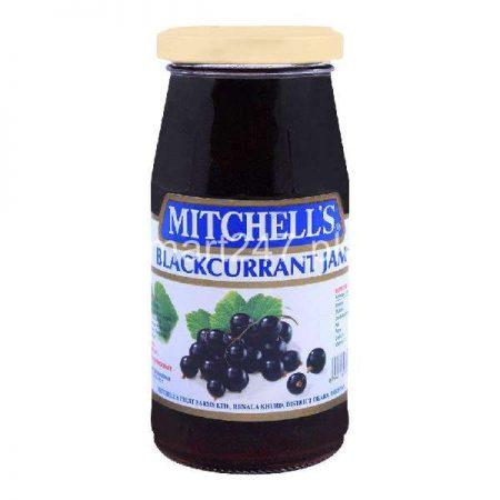 Mitchell's Blackcurrant Jam 325 G