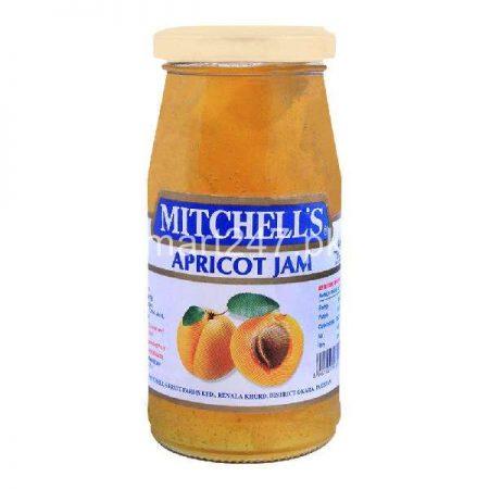 Mitchell's Apricot Jam 340 G