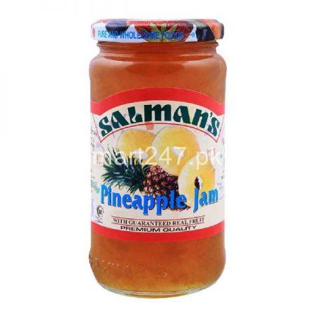 Salman Pineapple Jam 450 G