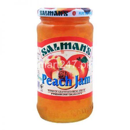 Salman Peach Jam 450 G