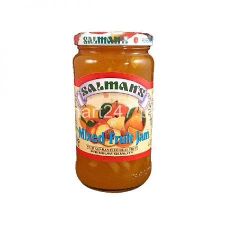 Salman Mixed Fruit Jam 450 G