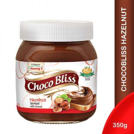 Choco Bliss Hazel Nut Chocolate Spread 360 G