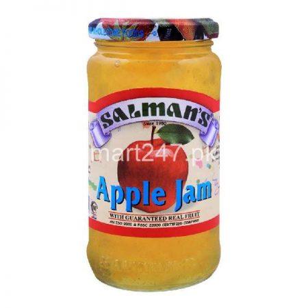 Salman Apple Jam 450 G