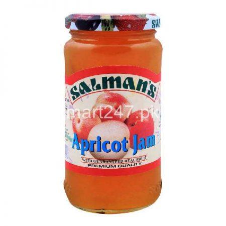 Salman Apricot Jam 450 G