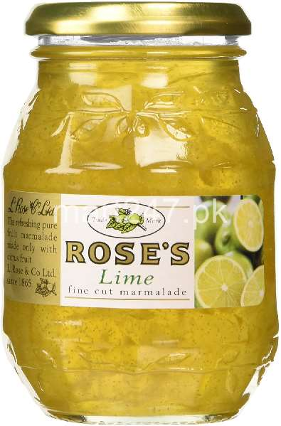 roses lime marmalade 450 g
