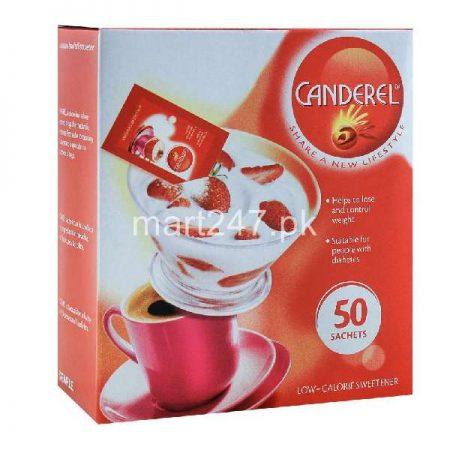Canderel Sweetener 50 Sachets