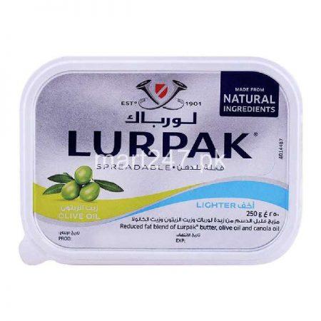 Lurpak Olive Oil Spreadable 250 G