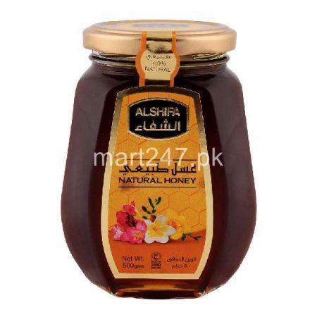 Al Shifa Natural Honey 500 G