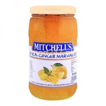 Mitchell's Lemon Ginger Marmalade 450 G