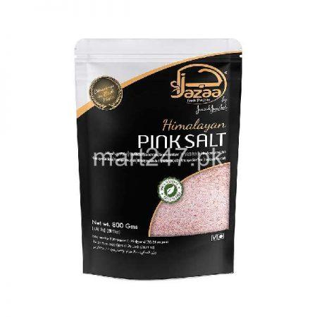 Jazaa Himalayan Pink Salt 800 Grams