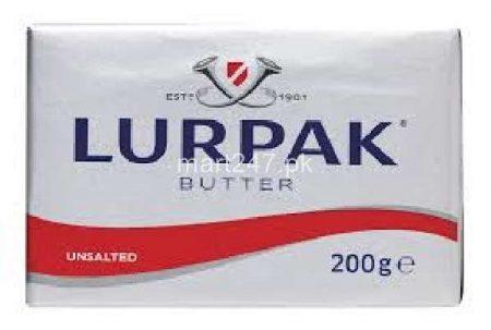 Lurpak Butter 200 G Unsalted