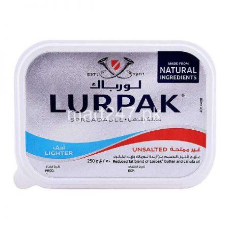Lurpak Butter 250 G Unsalted