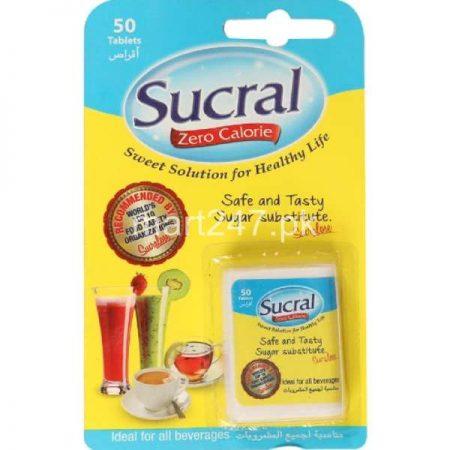 Sucral 50 Tablets