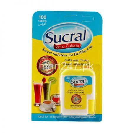 Sucral 100 Tablets