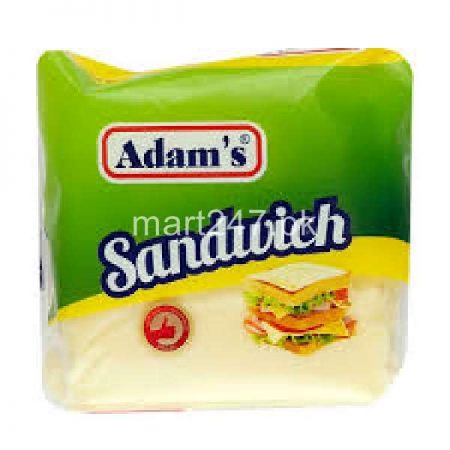 Adams Sandwich Cheese Slice 200 G