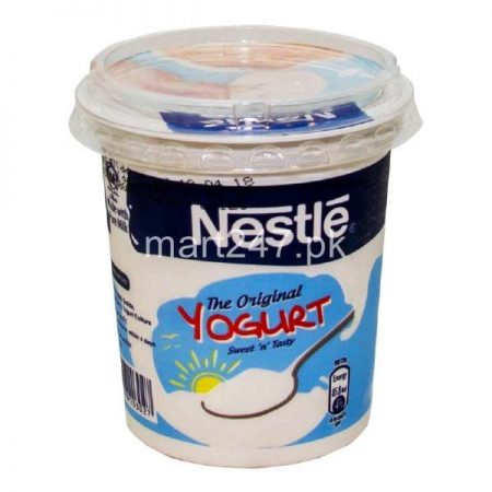 Nestle Yogurt Sweet and Tasty 400 G