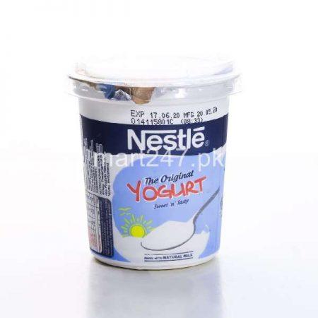 Nestle Un Sweeted Yogurt 400 G