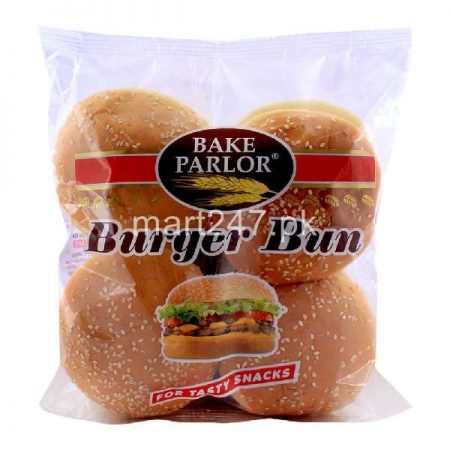 Bake Parlor Burger Bun
