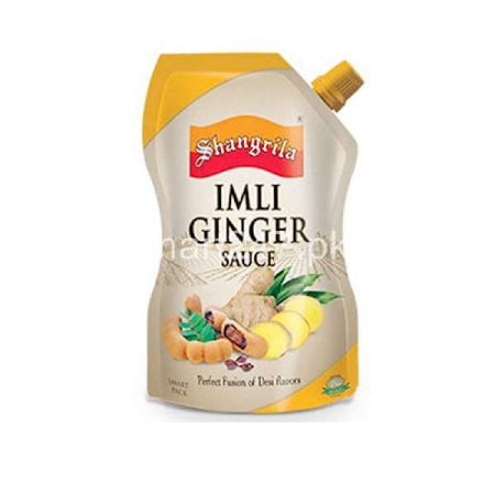 Shangrila Imli Ginger Sauce Pouch 250G