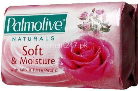 Palmolive Naturals Pink Soap 115 G