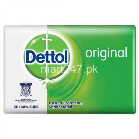 Dettol Original Anti Bacterial Soap 130 G