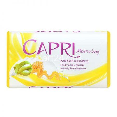 Capri Moisturizing Aloe Nurture Extracts Soap 150 G