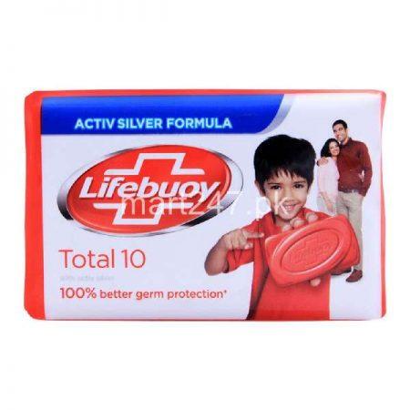 Lifebuoy Soap 150 G Total 10