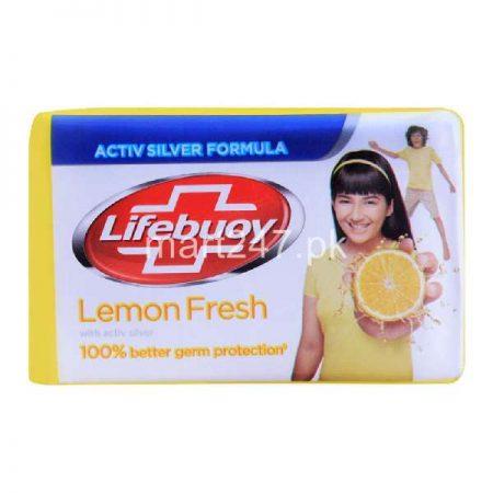 Lifebuoy Soap 115 G Lemon Fresh