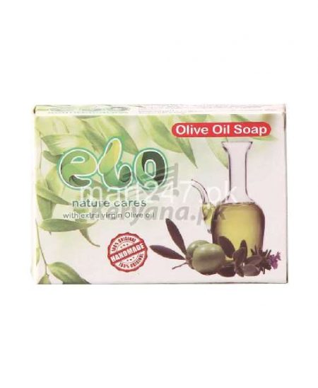 Elo Nature Cares Olive Oil Soap 90 G