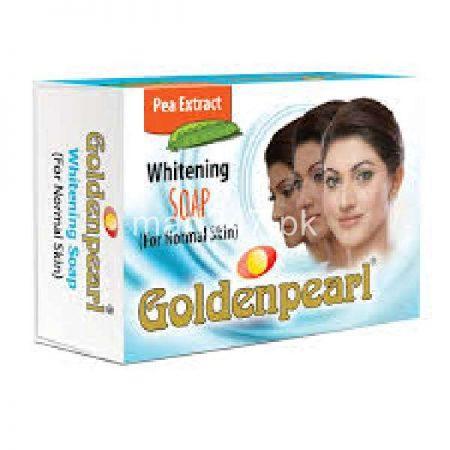 golden pearl whitening soap normal skin 100 g