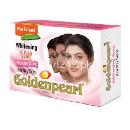 golden pearl whitening soap dry skin 100 g