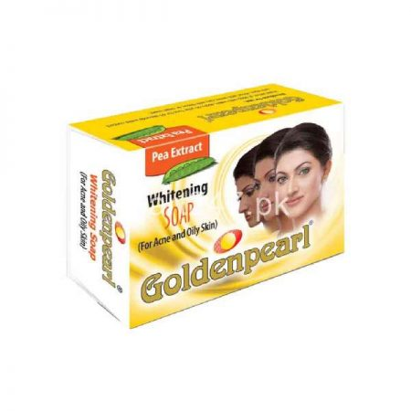 golden pearl whitening soap acne and oily skin 100 g