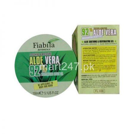 Fiabila Body Wash Moisturising And Hydrating Gel 250 G