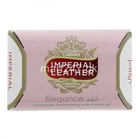Imperial Leather Elegance Soap 125 Grams