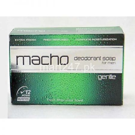 Macho Deodorant Soap Gentle 110 Grams