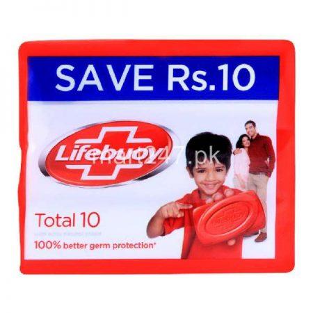Lifebuoy Total 10 Soap 115 G X 3