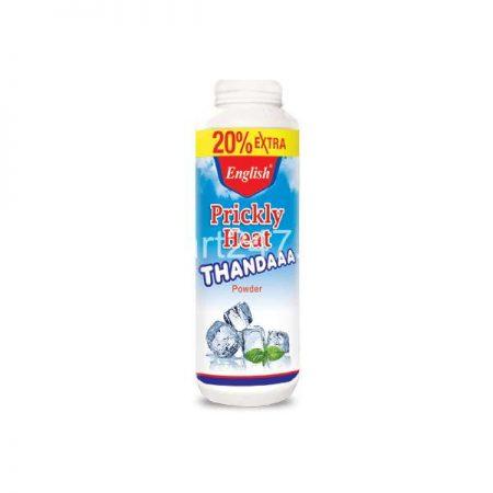 English Prickly Heat Powder 125 Grams
