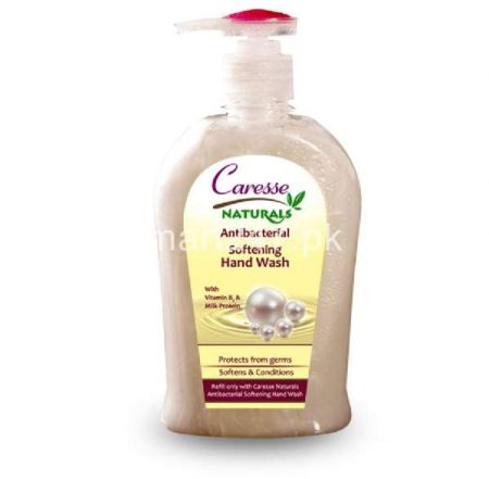 Caresse Naturals Anti Bacterial Softening Hand wash 500 Ml