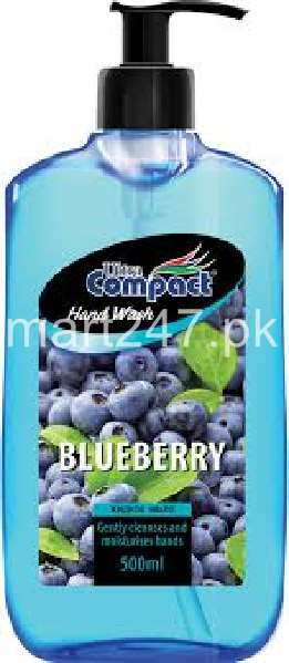 Mystak Antibacterial Blueberry Liquid Soap 500 Ml